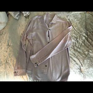 Armani Collezioni button down shirt